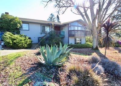 Single Family Home For Sale: 1818 San Ramon Way