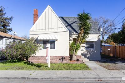 San Pablo Single Family Home For Sale: 1345 Brookside Drive
