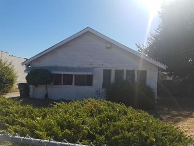 Solano County Single Family Home For Sale: 725 Springs Road