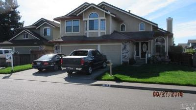 Rohnert Park Single Family Home Contingent-Show