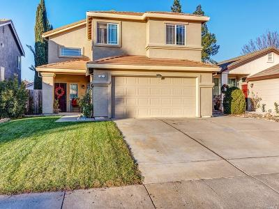 Vacaville Single Family Home For Sale: 541 Blarney Circle