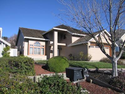 Vallejo Single Family Home For Sale: 908 South Regatta Drive