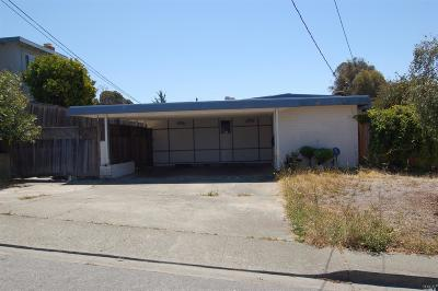 Contra Costa County Multi Family 2-4 For Sale: 1940 Stanton Avenue