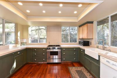 Napa Single Family Home For Sale: 5373 Dry Creek Road
