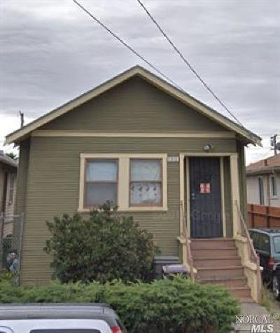 Alameda County Single Family Home For Sale: 1310 49th Avenue