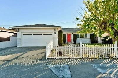 American Canyon Single Family Home Contingent-Show: 440 Blanco Street