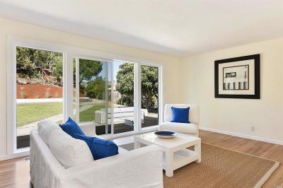 San Rafael Single Family Home For Sale: 55 De Ford Drive