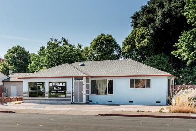 Ukiah Single Family Home For Sale: 529 East Perkins Street