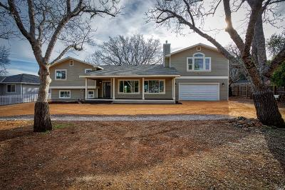 Kelseyville Single Family Home For Sale: 8155 Peninsula Drive