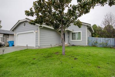 Vacaville CA Single Family Home For Sale: $494,500
