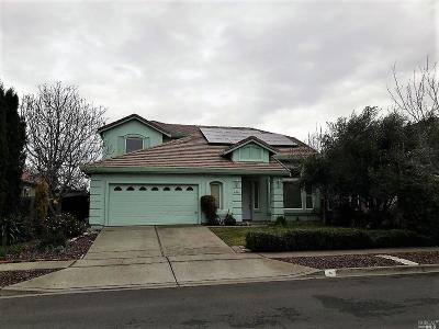Napa County Single Family Home For Sale: 34 Hahnemann Lane