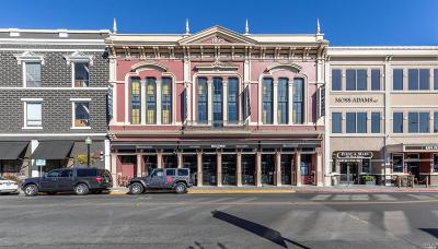 Lake County, Marin County, Mendocino County, Napa County, Sonoma County Commercial For Sale: 1030 Main Street
