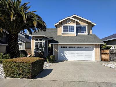 Novato Single Family Home For Sale: 54 Dolphin Isle