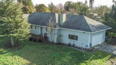 Petaluma Single Family Home For Sale: 26 Everett Road