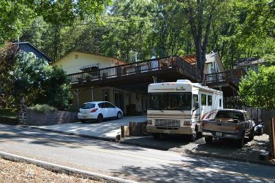 Kelseyville Single Family Home For Sale: 7316 Evergreen Drive
