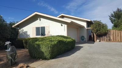 Kelseyville Single Family Home For Sale: 4583 Hawaina Way