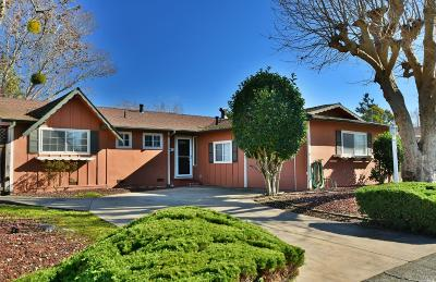 Rohnert Park Single Family Home For Sale: 7102 Adrian Drive