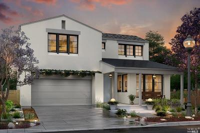 Sonoma County Single Family Home For Sale: 1347 Calabazas Drive