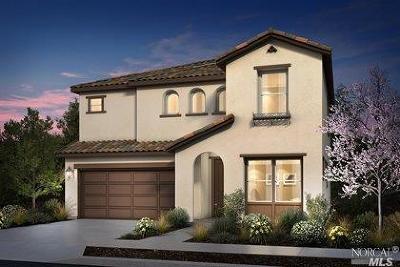 Rohnert Park CA Single Family Home For Sale: $748,473