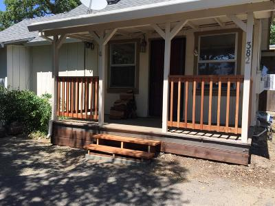 Angwin Single Family Home For Sale: 382 Clark Way