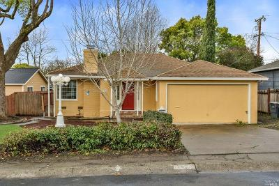 Vallejo Single Family Home For Sale: 1025 Highland Street