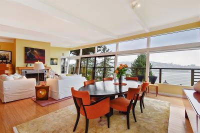 Marin County Single Family Home For Sale: 430 Bella Vista Avenue