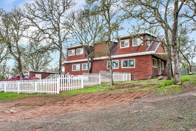 Clearlake Single Family Home For Sale: 16312 37th Avenue
