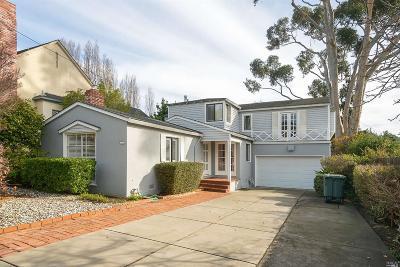 Vallejo Single Family Home For Sale: 11 Buena Vista Avenue