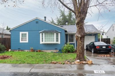 Vallejo Single Family Home For Sale: 1041 Western Avenue