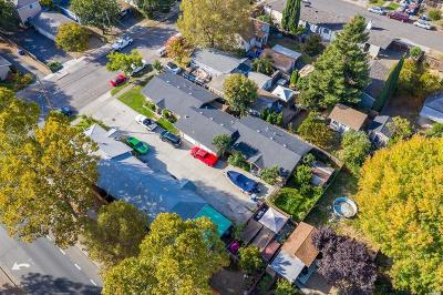 Napa CA Multi Family 2-4 For Sale: $695,000