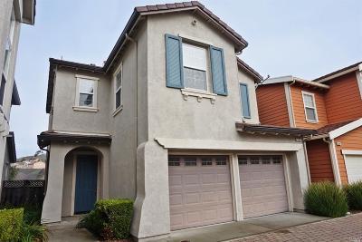Vallejo Single Family Home For Sale: 8428 Bennington Court