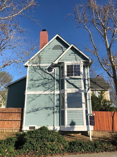 Suisun City Single Family Home Contingent-Show: 702 Almond Street