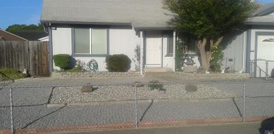 Rohnert Park CA Single Family Home For Sale: $499,000