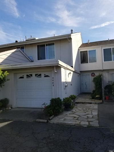 Napa County Condo/Townhouse For Sale: 2461 Cabernet Street