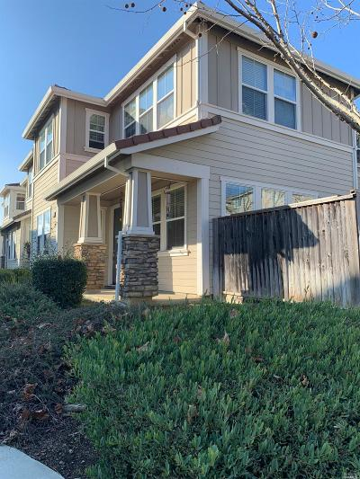 Vallejo Single Family Home For Sale: 513 Lexington Drive
