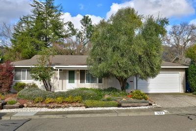 Santa Rosa Single Family Home For Sale: 7463 Oak Leaf Drive