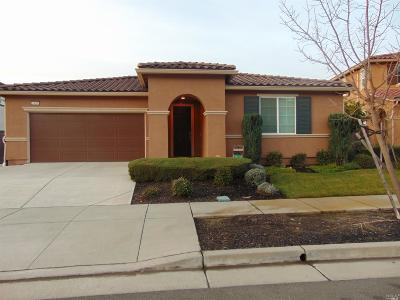 Fairfield Single Family Home For Sale: 1439 Couples Circle