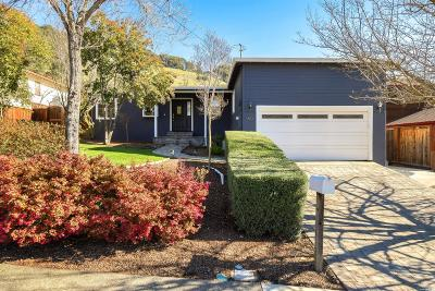Novato Single Family Home Contingent-Show: 80 Summers Avenue