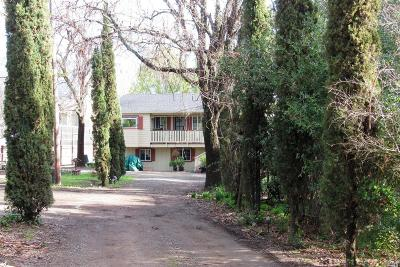 Glen Ellen Single Family Home For Sale: 15275 Arnold Drive