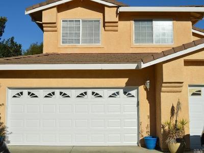Vallejo Single Family Home For Sale: 480 Aragon Street
