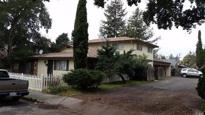 Multi Family 2-4 For Sale: 5095 Roma Street