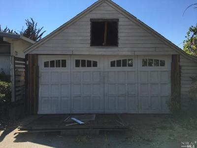 Santa Rosa Single Family Home For Sale: 1645 Humboldt Avenue
