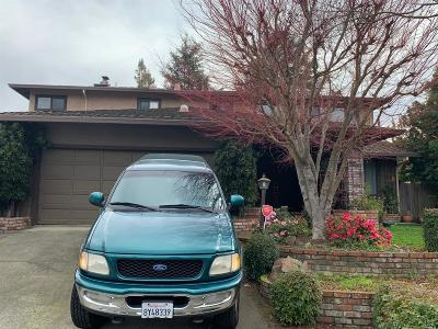 Napa Single Family Home For Sale: 2370 Chad Court