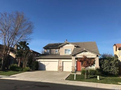 Dixon Single Family Home For Sale: 2280 Mariposa Drive