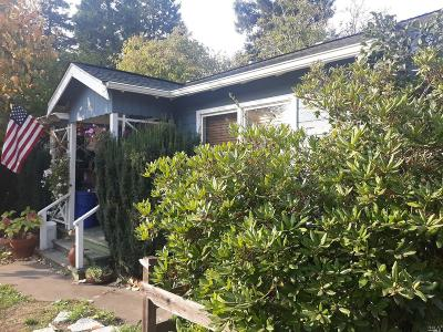 Multi Family 2-4 For Sale: 1009 North Street #A