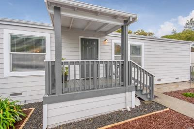 Napa Mobile Home For Sale: 4312 Spanish Flat Loop Road #5 &6