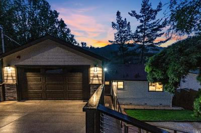 San Rafael Single Family Home For Sale: 58 Fair Drive