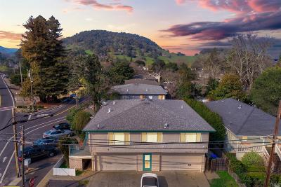 Yountville Multi Family 2-4 For Sale: 2180 Madison Street