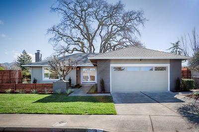 Santa Rosa Single Family Home For Sale: 3 Valley Oaks Place