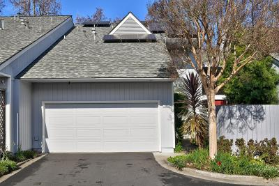 Santa Rosa CA Condo/Townhouse For Sale: $420,000